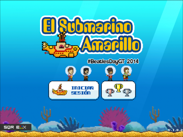 SQR BOX El Submarino Amarillo