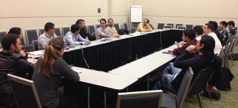 IGDA Guatemala presente en GDC 2015