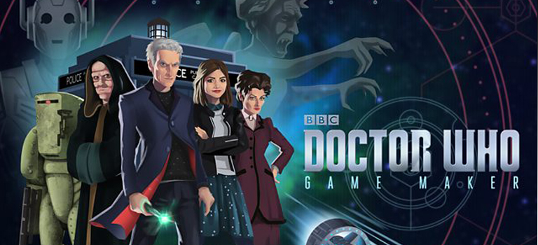 La BBC anuncia herramienta educativa – Doctor Who Game Maker