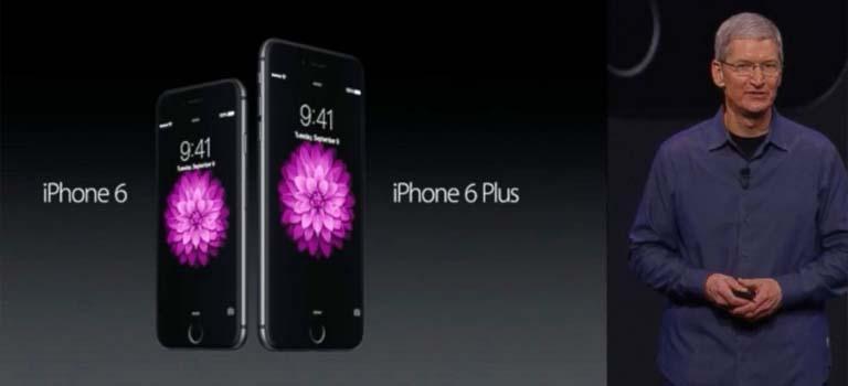 iPhone 6s y 6s Plus establecen nuevo récord de ventas