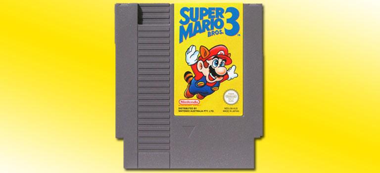 Miyamoto confirma rumores viejos de Super Mario Bros. 3
