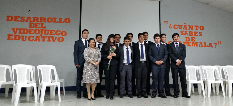Temario: Desarrollo del Videojuego Educativo ¿Cuánto sabes de Guatemala?