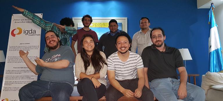 Reunión de octubre 2017- IGDA Guatemala