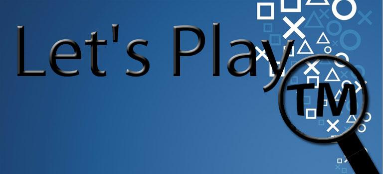 Sony quiere registrar la marca 'Let's Play'