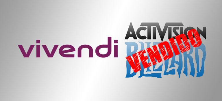 Vivendi vende su participación en Activision Blizzard