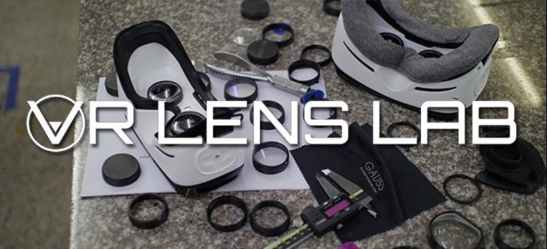 VR Lens Lab quiere mejorar la experiencia de realidad virtual para los usuarios con anteojos