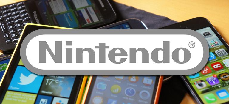 El NX y teléfonos inteligentes subirá las ganancias de Nintendo