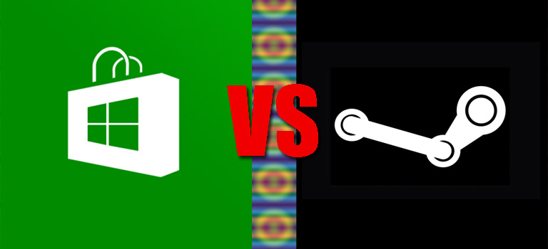 Microsoft dice que va a reducir brecha entre títulos de Windows Store y Steam