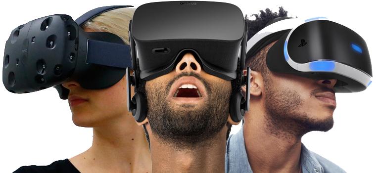 Ventas diminutos pronóstico para Vive y Oculus en los EE.UU. este año