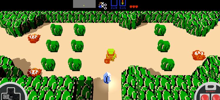 Nintendo manda a quitar homenaje de Zelda en 3D