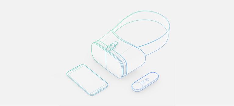 Google da a conocer la plataforma Daydream VR
