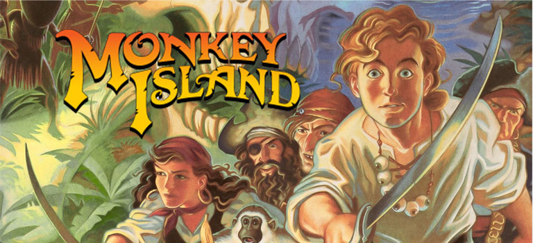 Ron Gilbert pide a Disney que le vendan IP Monkey Island, Maniac Mansion