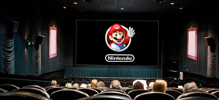 Nintendo espera lanzar una película en 2-3 años