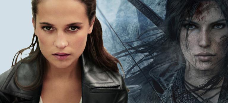 Nueva película de Tomb Raider basado en el reinicio de la serie del 2013