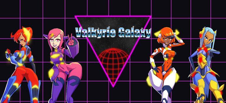 2401 Studios anuncia personajes de Valkyrie Galaxy
