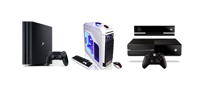 Gaming en PC ha ganado a consolas de hace mucho tiempo, por lo que ahora las consolas son cada vez más como ordenadores para juegos