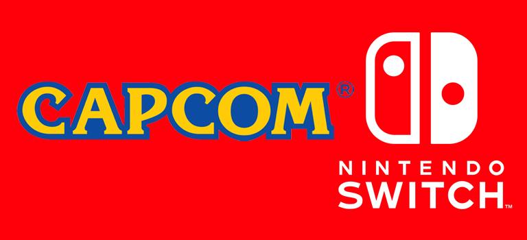 Capcom esta viendo el PS4, Xbox One y Nintendo Switch para juegos multiplataforma
