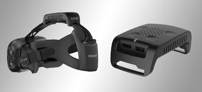 Nuevo complemento vuelve al HTC Vive inalámbrico