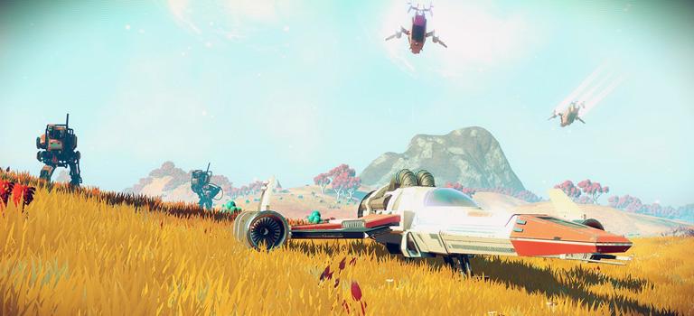 Game Awards animará la transparencia de los desarrolladores gracias a No Man's Sky
