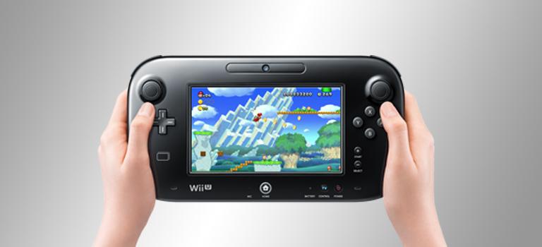 Nintendo niega la suspensión de la producción del Wii U
