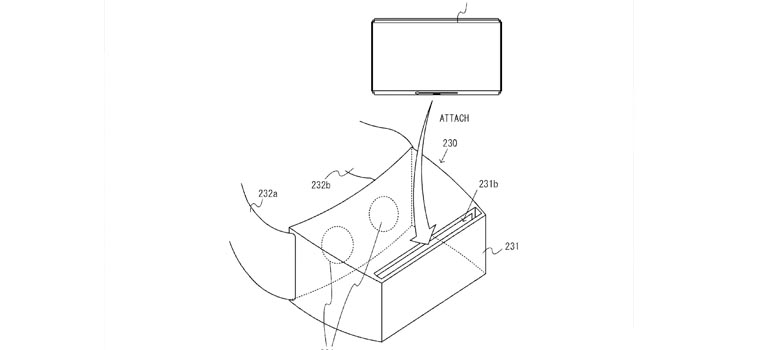 Patente de Nintendo insinúa VR para el Switch
