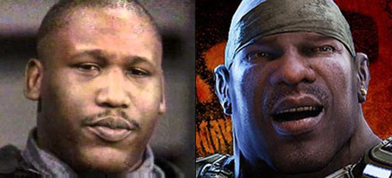 El luchador Lenwood Hamilton afirma que su parecido fue robado para su uso en Gears of War