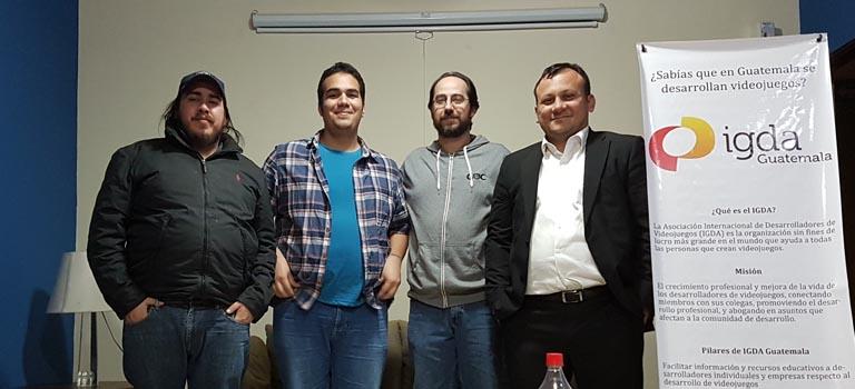 Reunión de enero 2017