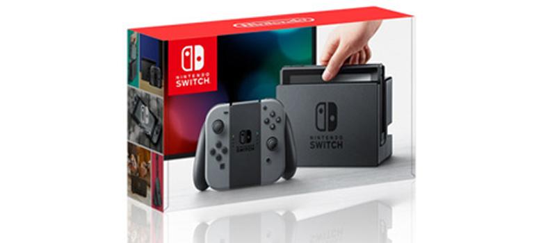Nintendo Switch – Fecha de lanzamiento, precio y juegos