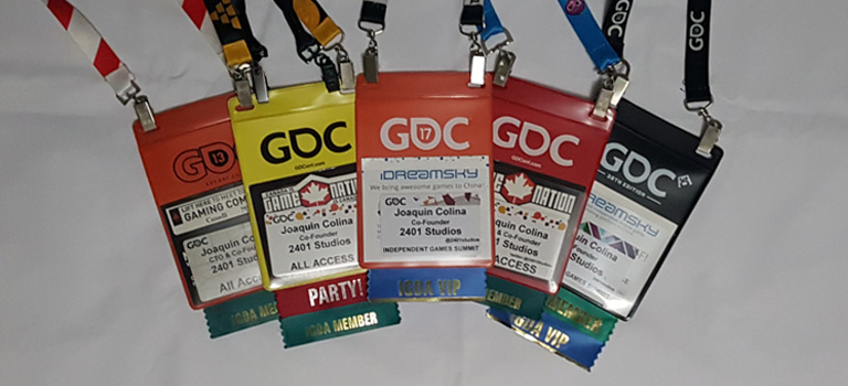 La Experiencia GDC – Game Developers Conference