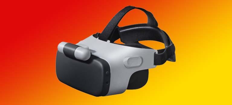 HTC lanza otro auricular VR