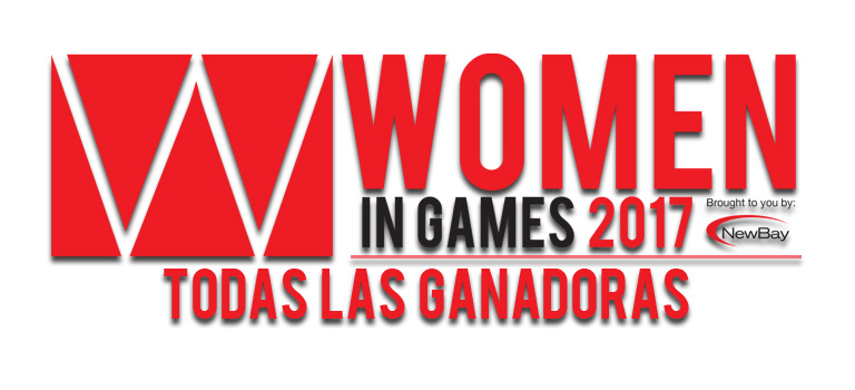 Women in Games Awards 2017: Todas las ganadoras