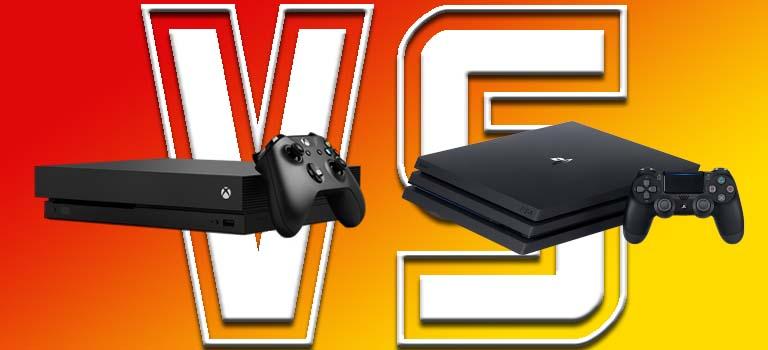 Sony sobre la potencia de Xbox One X: Devs trabajarán al mínimo común denominador