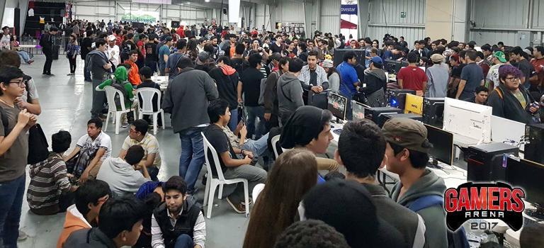 Gamers Arena 2017 Guatemala