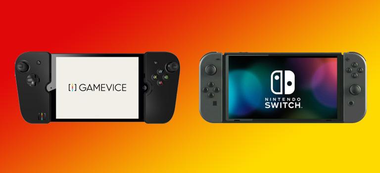Gamevice presenta una demanda contra Nintendo Switch
