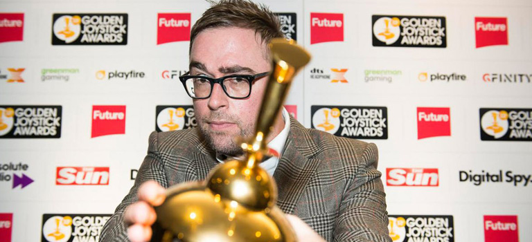 Regresan los Golden Joystick Awards