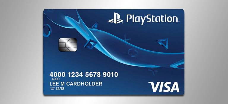 Sony revela la tarjeta de crédito PlayStation para EE.UU.