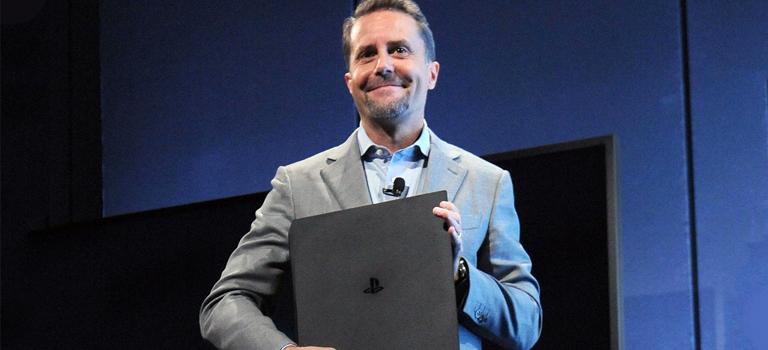 Andrew House, de Sony, renunciará a su cargo de presidente y CEO global