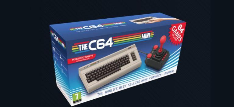 NES Mini, SNES Mini ahora C64 Mini